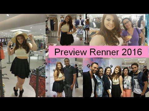 VLOG: Preview Renner 2016