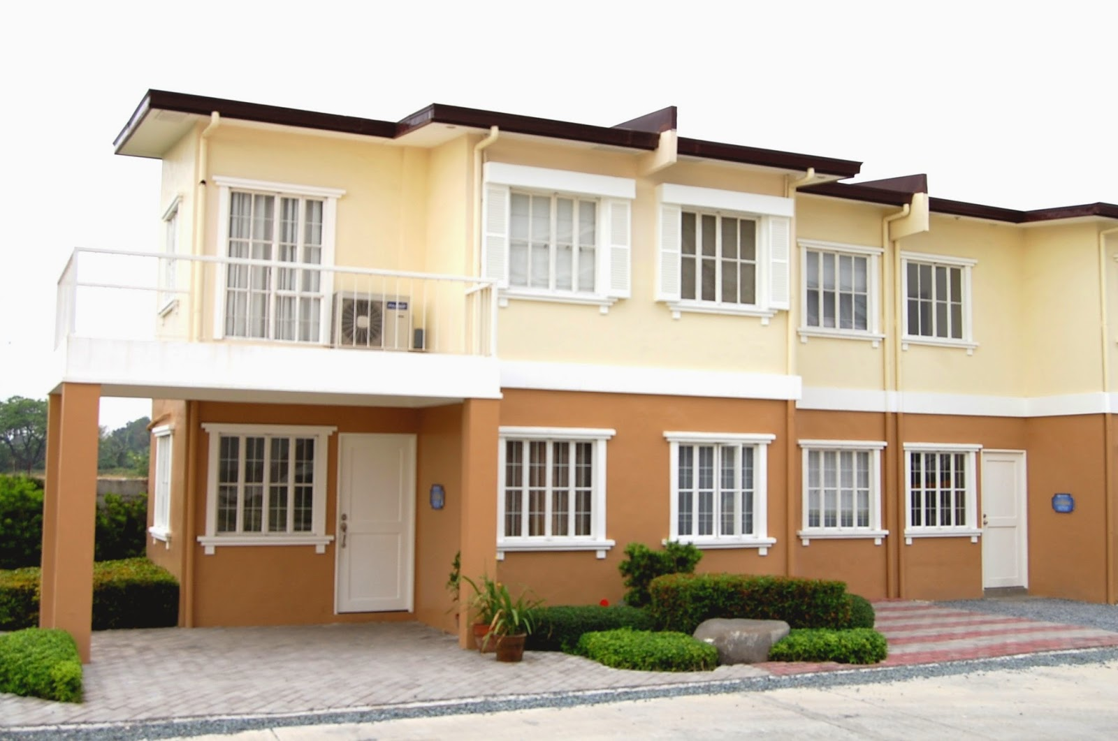 Lancaster new city in cavite philippines house and lot for New house models