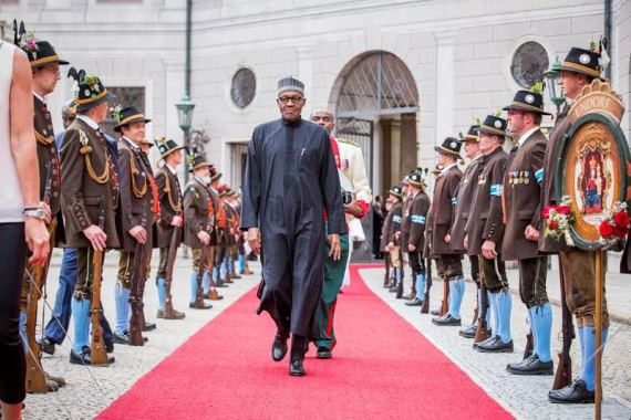 buhari dinner g7 summit