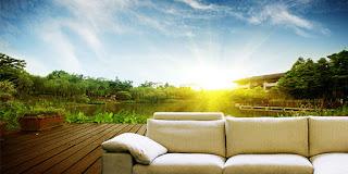 احدث صور طبيعية و مناظر ثلاثية الابعاد لغرف المعيشة لعام 2013