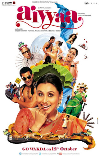 Aiyyaa (2012) Movie Poster