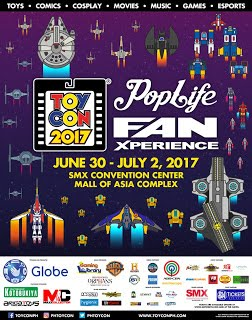TOYCON 2017 [June 30 - July 1]