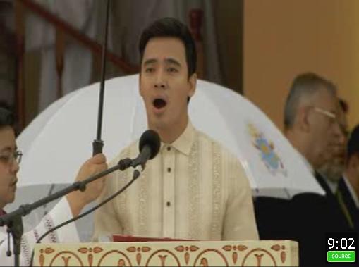 Erik Santos Responsorial Psalm