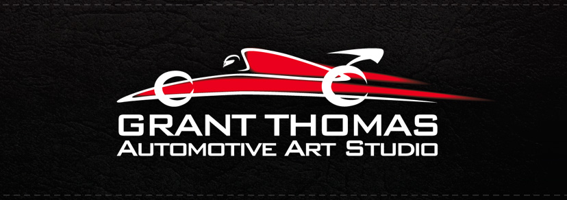 Ferrari Art of Grant Thomas