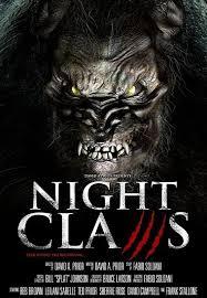 فيلم Night Claws رعب