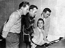http://en.wikipedia.org/wiki/Million_Dollar_Quartet