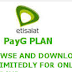Etisalat Unlimited Download Cheat 15Naira For 3Hours