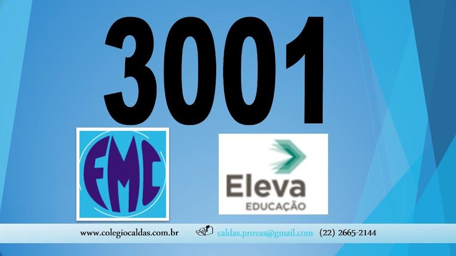 Ensino Médio - Turma 3001