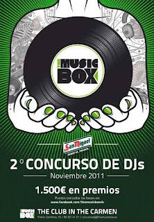 concurso disjockeys en music club valencia
