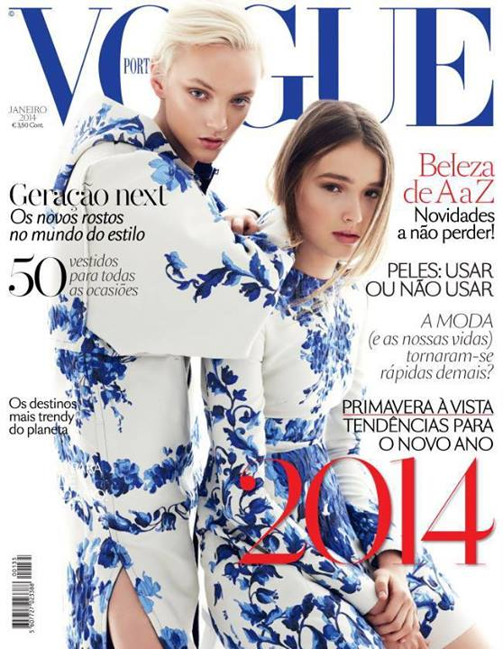 vogue portugal january 2014 cover