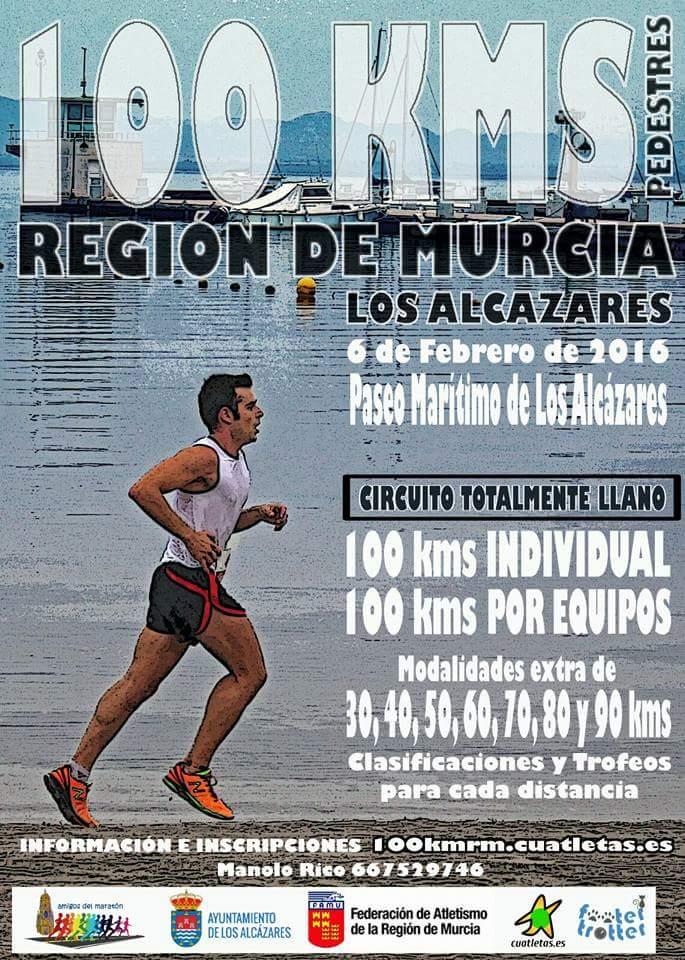 100 Km. de Murcia