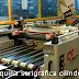 Máquinas cilíndricas para serigrafía