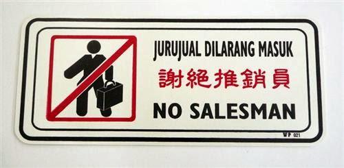 salesman malaysia
