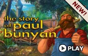 Hidden4Fun The Story of Paul Bunyan
