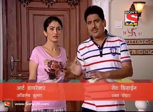 Neha Mehta AKA Anjali Mehta of TMKOC In Tight T-Shirt Very ... Taarak Mehta Ka Ooltah Chashmah Sonu 2013