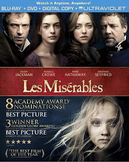 Les Miserables (2012) BRRip 1GB MKV