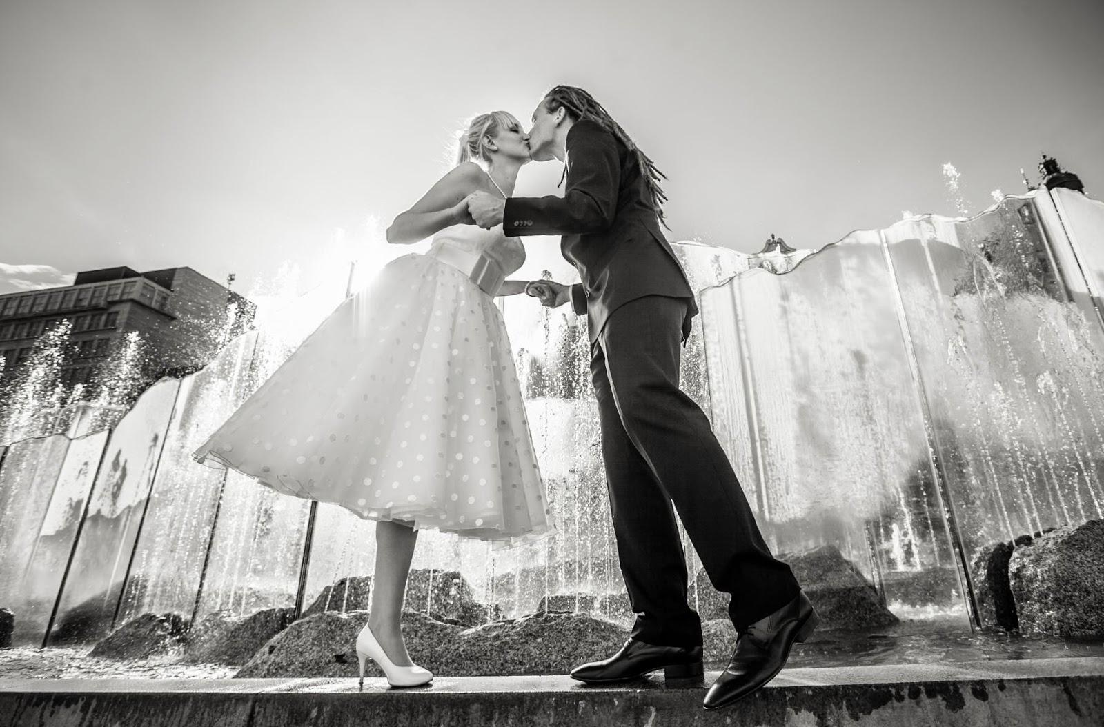 ślubny fotograf