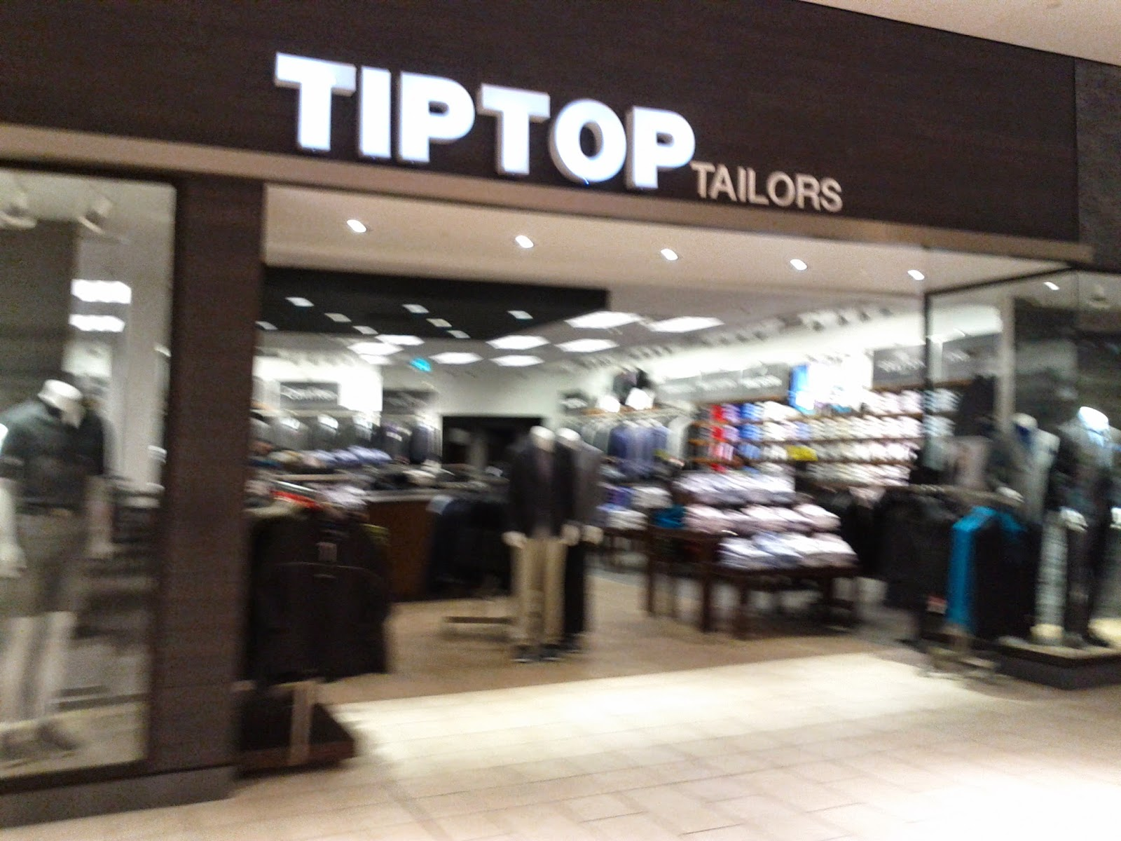 Tip Tip Tailors re-opens and relocates within Dufferin Mall