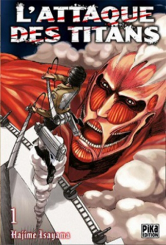 Hajime Hisayama - L'attaque des Titans
