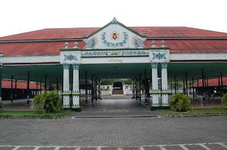 Museum Istana Keraton Ngayogyakarta