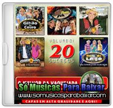 O+Melhor+da+Vaquejada CD O Melhor da Vaquejada: 20 Sucessos – Vol.1 (2013)