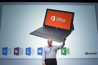 versión 2013 de office