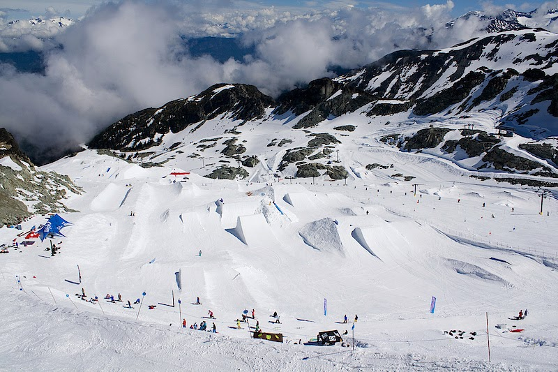 Whistler, Canada- Top 10 Snow Parks in The World