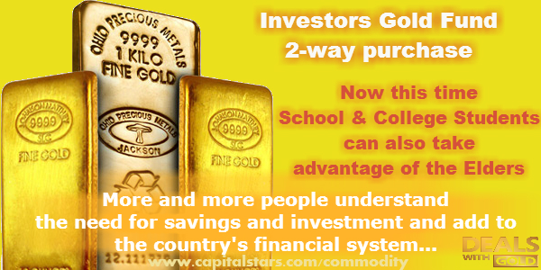 CapitalStars Gold Trading Tips