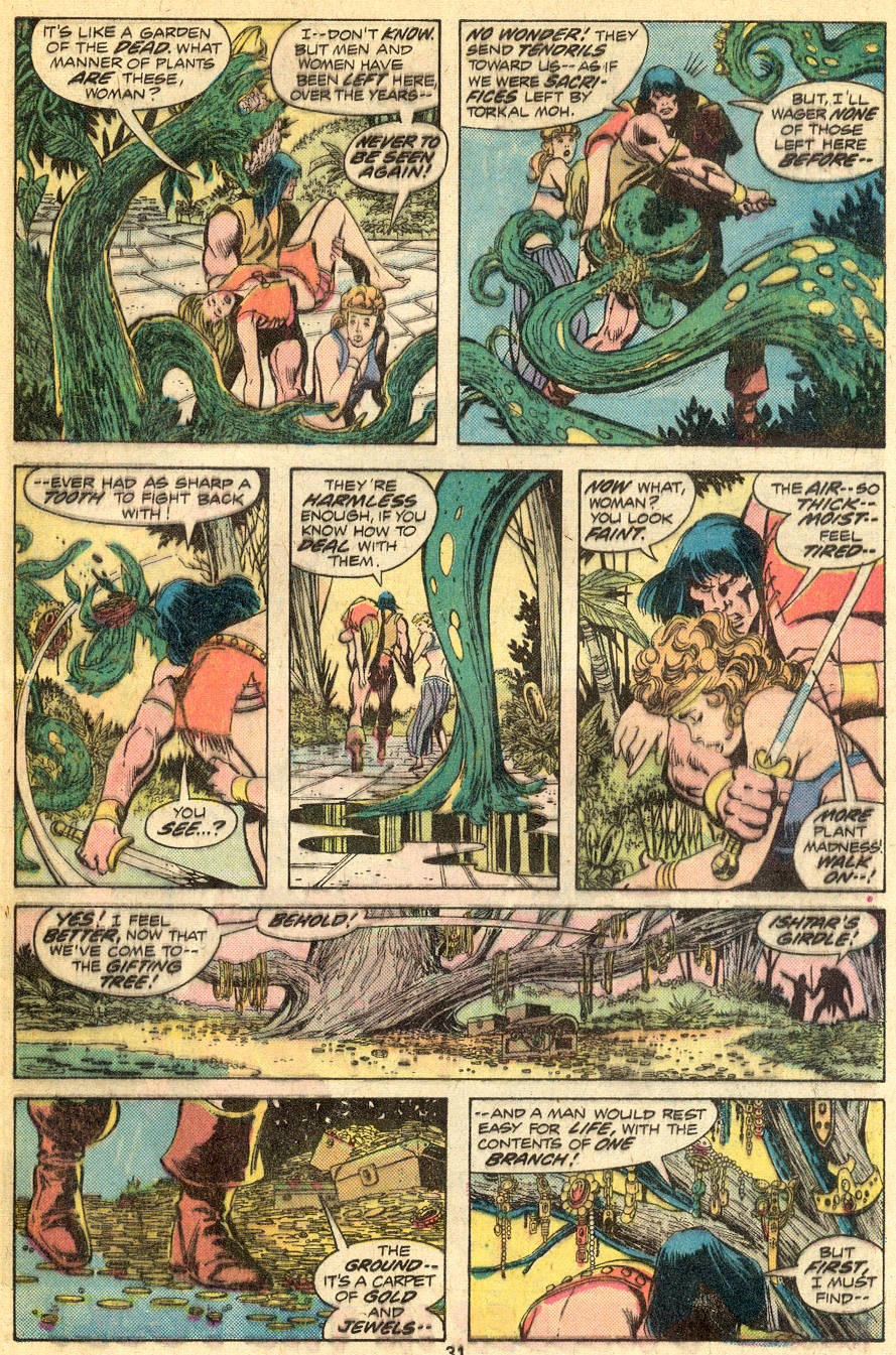 Conan the Barbarian (1970) Issue #49 #61 - English 18