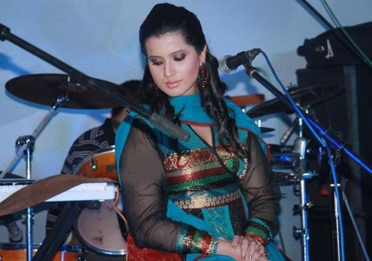 Bangladeshi Singer Nancy - bdactress.com