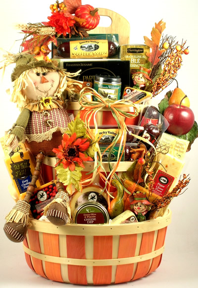 Ging around with little gift basket boutique