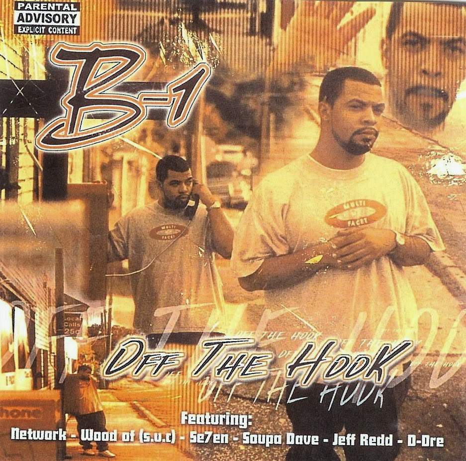 B-1 - Off The Hook Pt. 1 (2001)