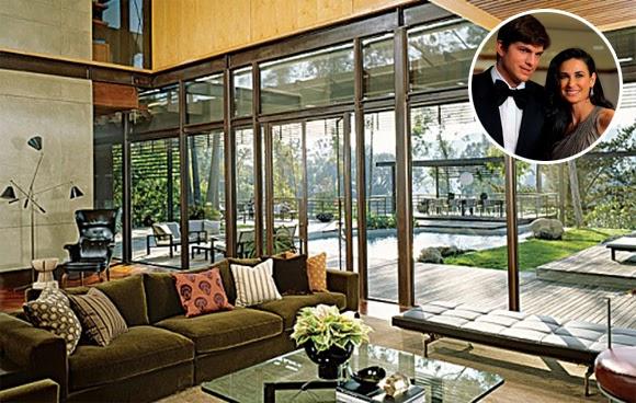 Sala De Estar Mais Linda Do Mundo ~ Imobiliária Pirâmide Celebridades – As salas de estar dos famosos