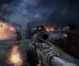 Review Game Medal of Honor : Warfighter