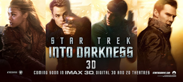 Star Trek Into Darkness Banner | A Constantly Racing Mind
