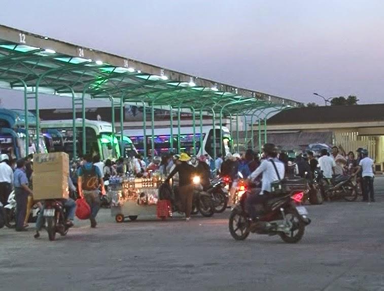 Gia Lai đáp ứng đủ phương tiện vận tải phục vụ hành khách đi lại sau tết