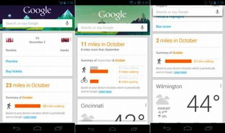 Google Now Comes To iPhone And iPad