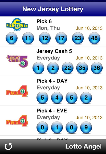 NJ Lottery Results | All Lotto