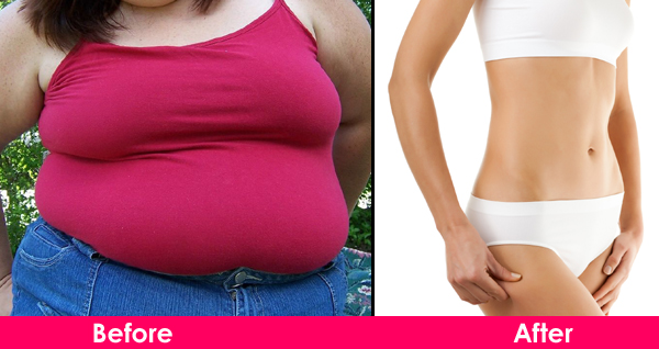 Home remedies to lose weight in 4 weeks