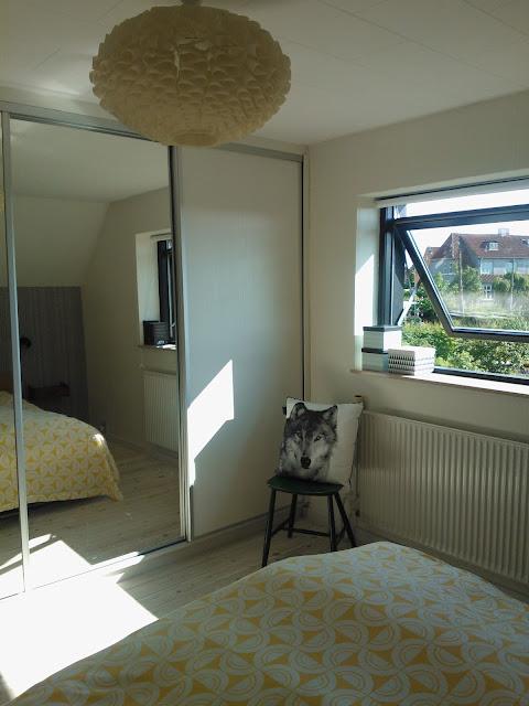 KIRKESJOV: Det færdige soveværelse - 360 grader!