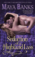 Review of Seduction of a Highland Lass by Maya Banks