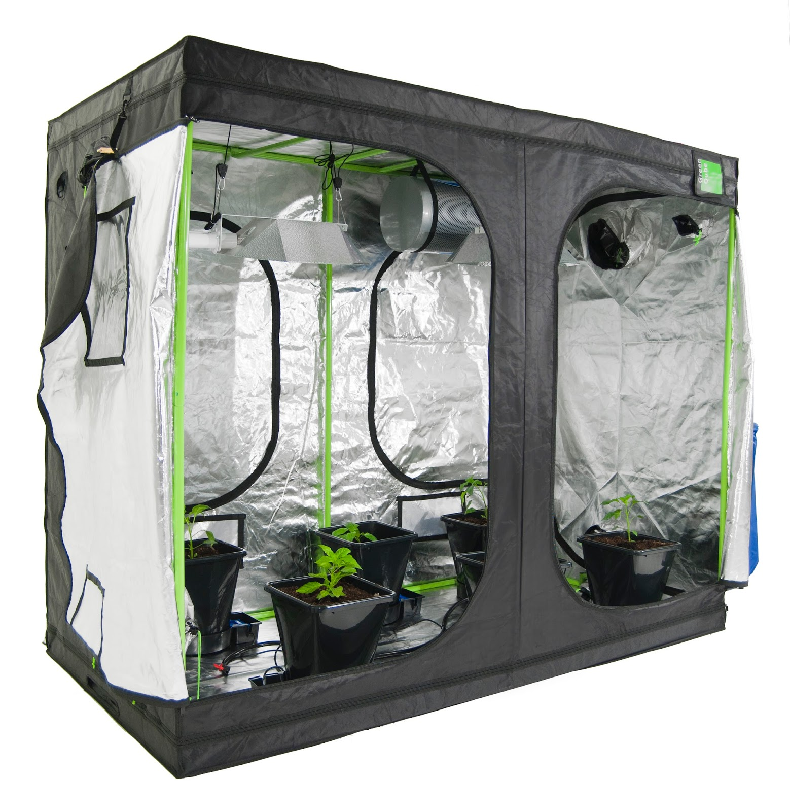 Think of a grow tent as a greenhouse inside your house only better. Like a good greenhouse a good indoor grow tent combines a strong structure with a ...  sc 1 th 228 & Grow Tent Reviews