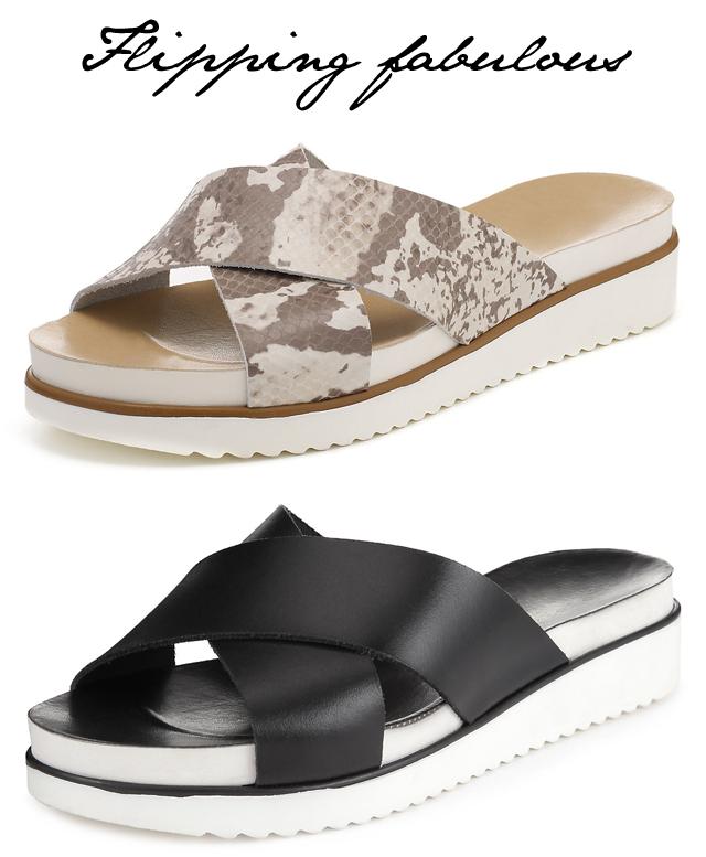 Marks and Spencer flip flops