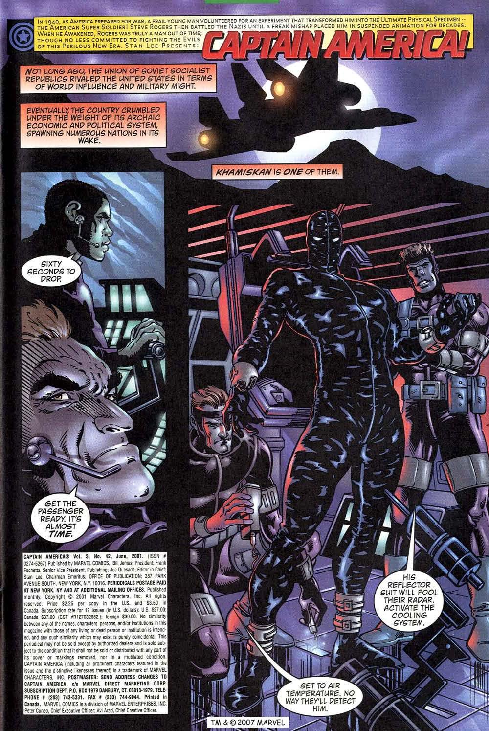 Captain America (1998) Issue #42 #49 - English 3