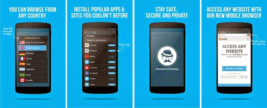 Hola Free VPN | Download APK For Free (Android Apps)