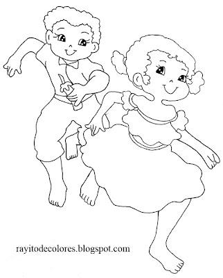 negroide baile