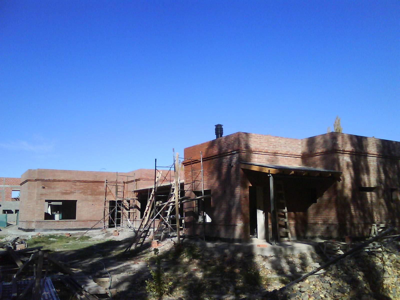 Moya arquitectura construccion casa de campo for Casa de campo arquitectura