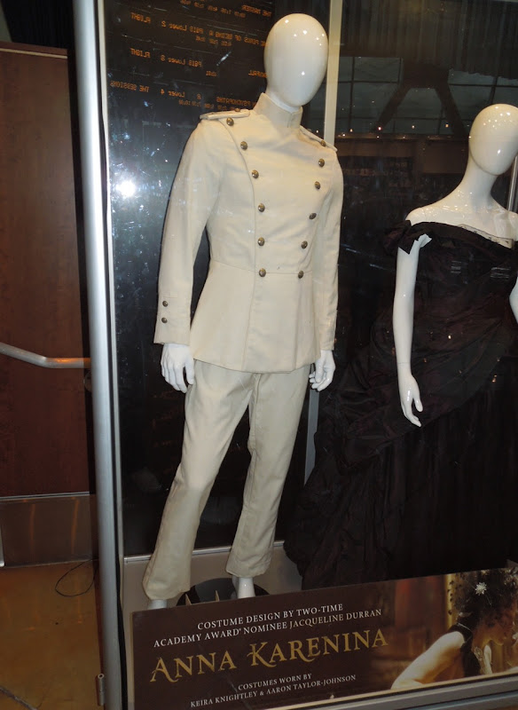 Count Vronsky Anna Karenina movie costumes