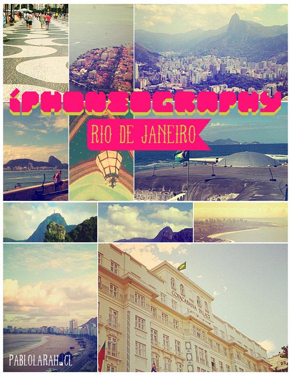Collage, Rio de Janeiro, iPhoneography, Pablo Lara H