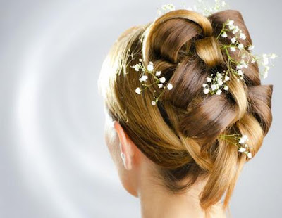 How To Make A Hairstyle For Bride Fashion Haircuts Hairstyles